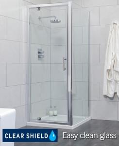 800 x 800 shower enclosure pivot