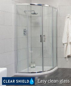 800 Quadrant Shower Enclosure