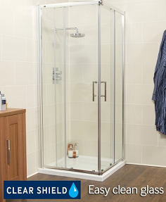 800 x 800 shower enclosure
