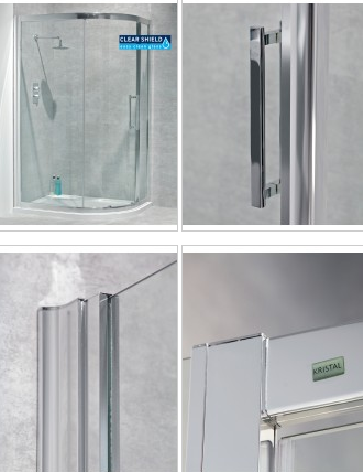 Shower Enclosures in the UK