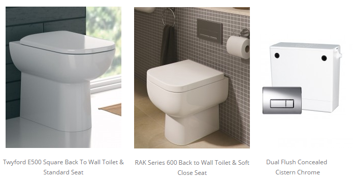 back to wall toilet and concealed cistern for how to choose a toilet