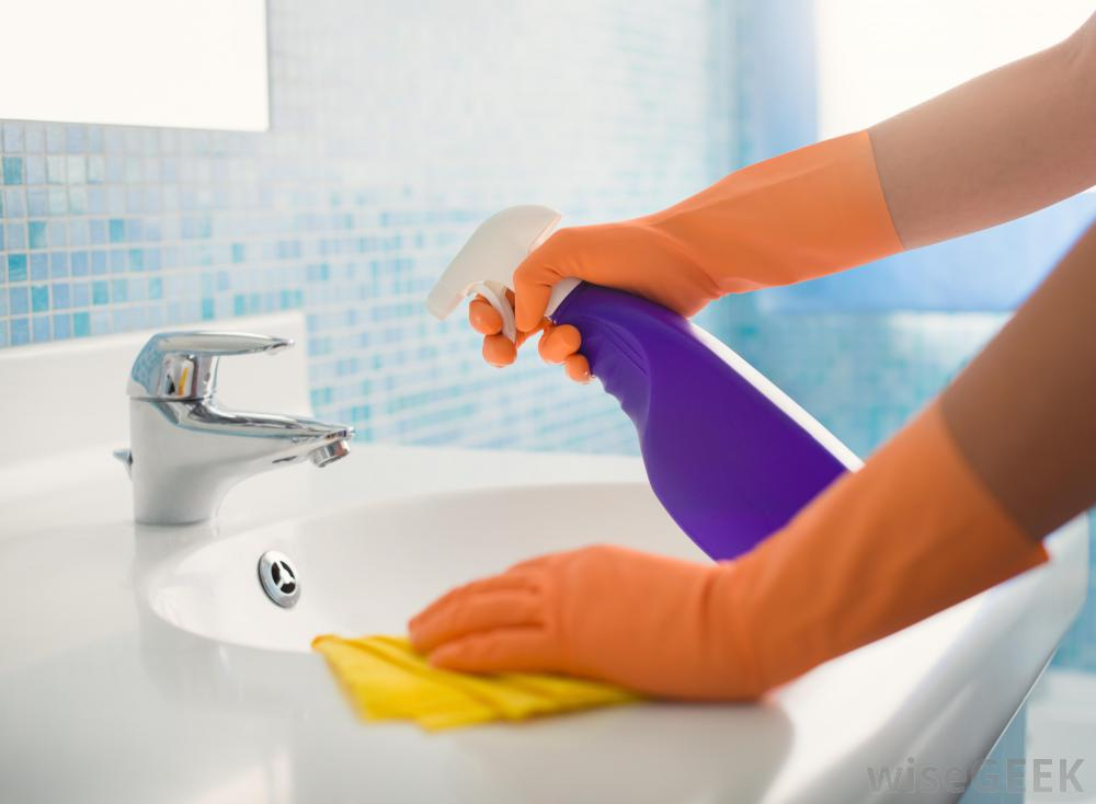 Spring Cleaning Tips for Bathroom
