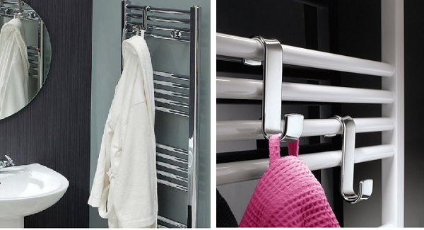 hanging hooks for towel rails