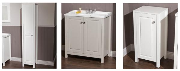 ashbury traditional bathroom furniture