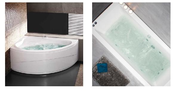 whirlpool baths hygge