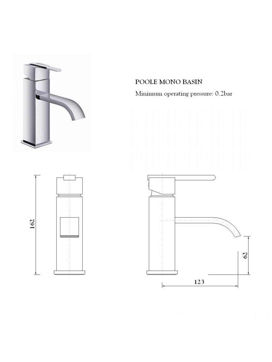 water pressure taps