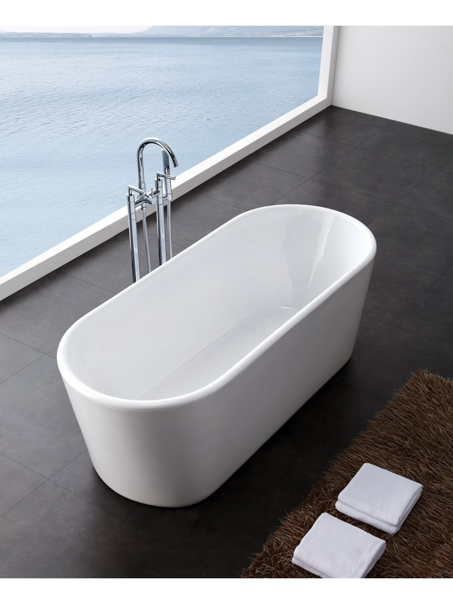 Claudia freestanding bath