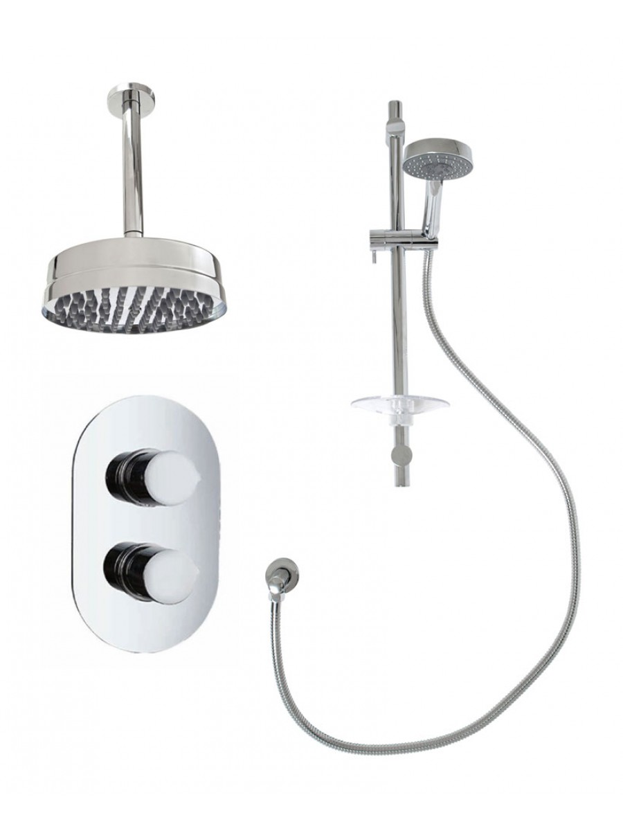 thermostatic shower kit
