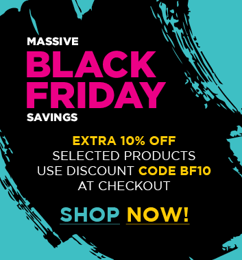 Black Friday Sale - An Extra 10% off with code BF10