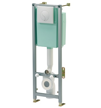 Concealed Cisterns & Frames