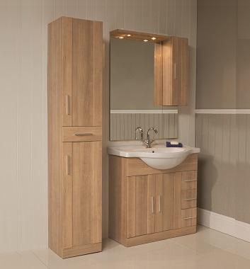 Oak Bathroom Furniture from BathandShower com. Solid Oak Bathroom Cabinets  amp  Furniture UK   Bath amp Shower
