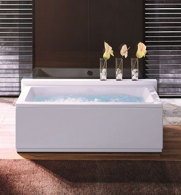 Double Ended Straight Baths