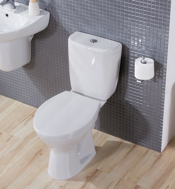 Eco Dual Flush WC