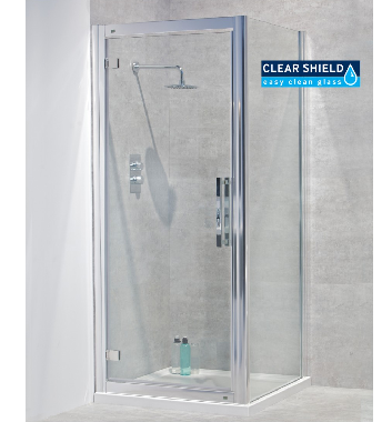 Shower Doors and Wet Room Panels