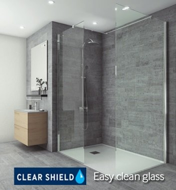 Salon Wetroom Panels