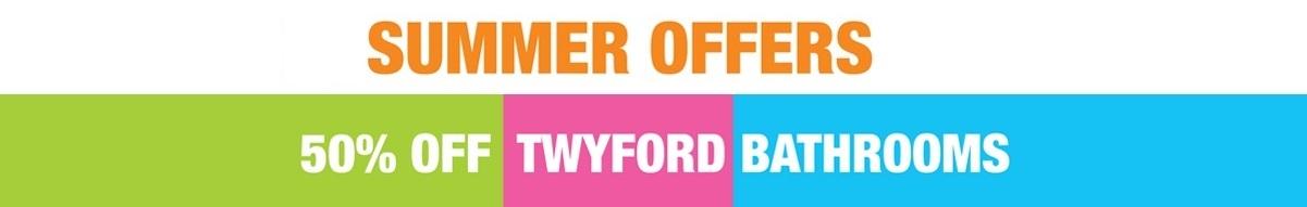 Twyford Bathroom Furniture Ranges