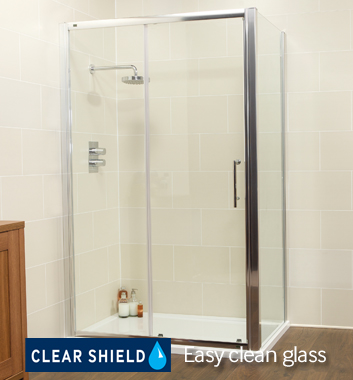 Shower Door and Tray Packs