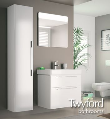 Twyford Bathroom Furniture Ranges