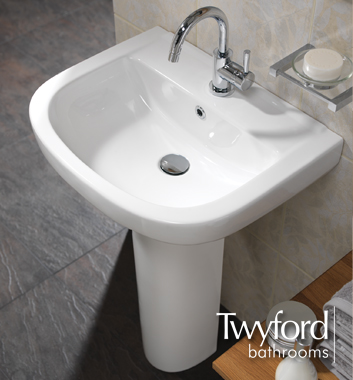 Twyford Wash Basins