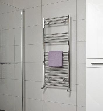 Wall Mounted Heated Towel Rails
