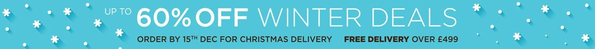 Winter Deals - Up to 60% off