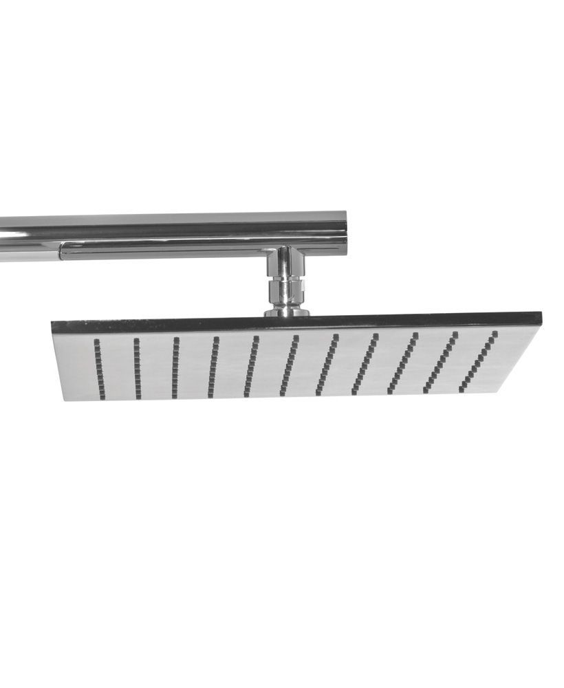 Ryna Square 250 Shower Head & 440 Wall Luxary Shower Arm