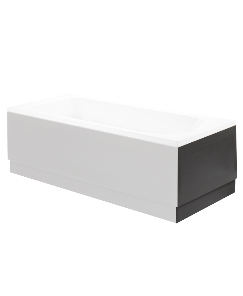 Attica Wenge 700 Bath Panel