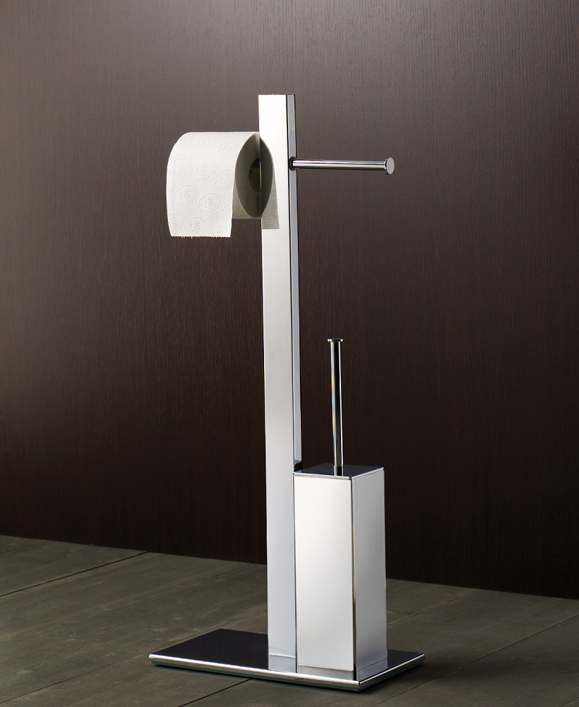 Bergen Free Standing Bathroom Butler