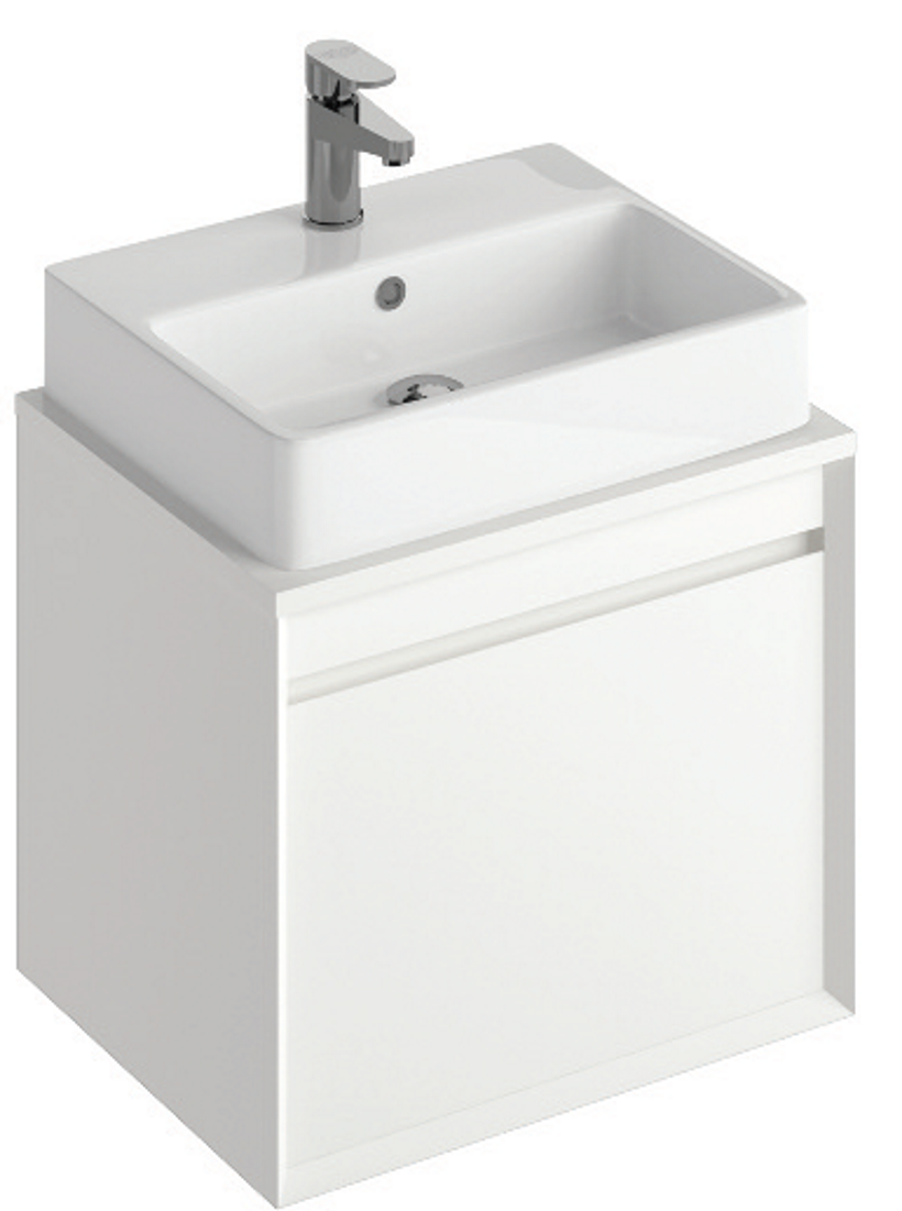 Regine 55cm Base Unit  White & Brook Basin