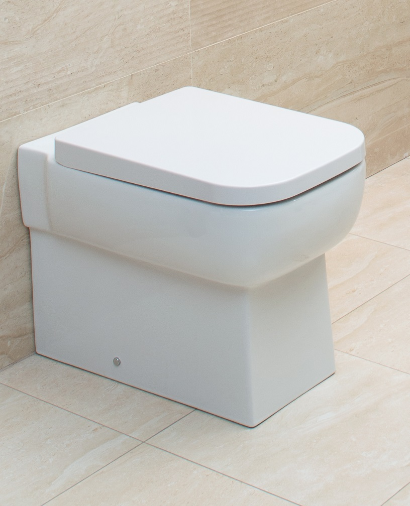 RAK Florence Back To Wall Toilet & Soft Close Seat