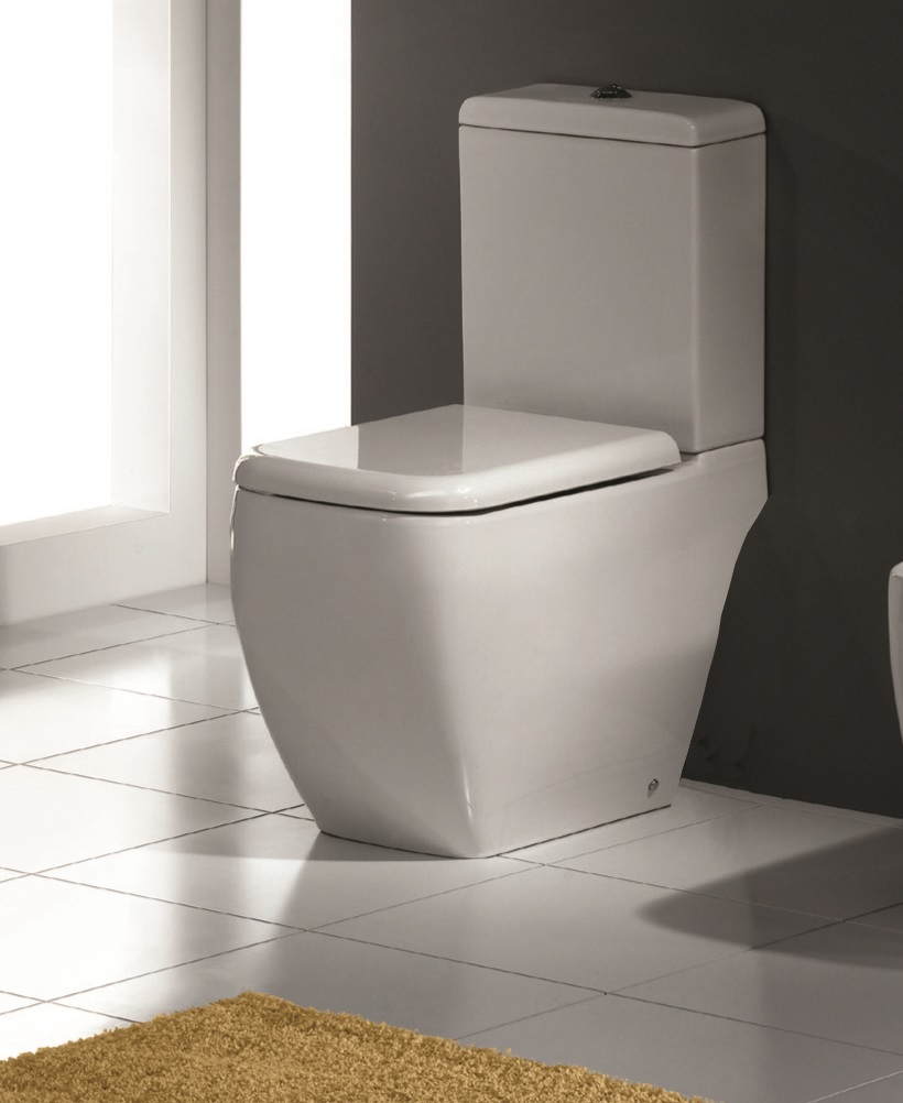 RAK Metropolitan Close Coupled Toilet and Soft Close Seat ** FURTHER REDUCTIONS