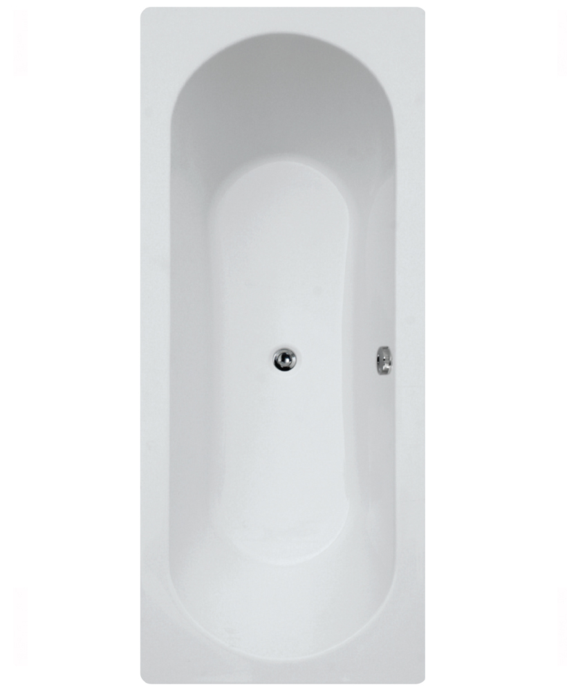 Crofton 1800 x 800 Double Ended Bath