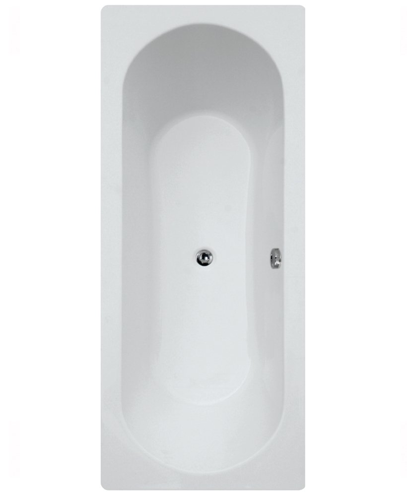 Creton 1700 x 750 Double Ended Bath