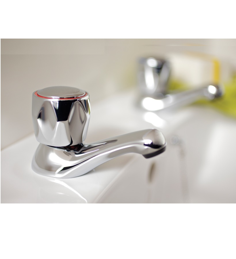 Metal Head Basin Taps - *FURTHER REDUCTIONS