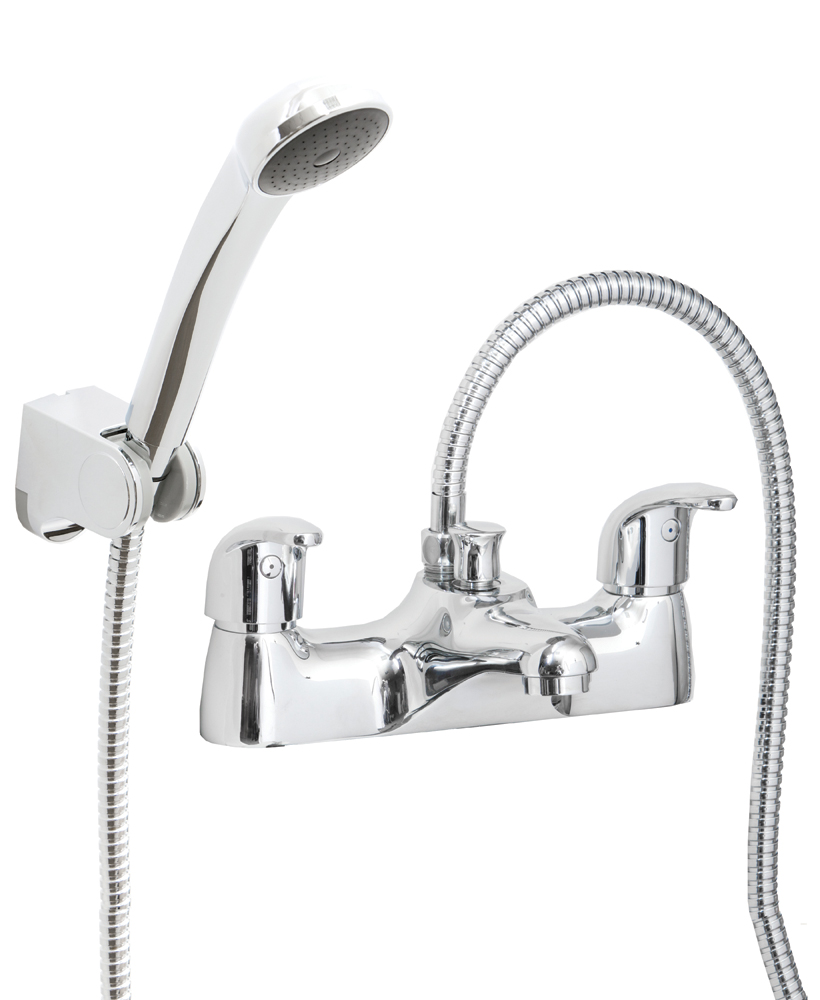 Coco Deck Mounted Bath Shower Mixer - *FURTHER REDUCTIONS