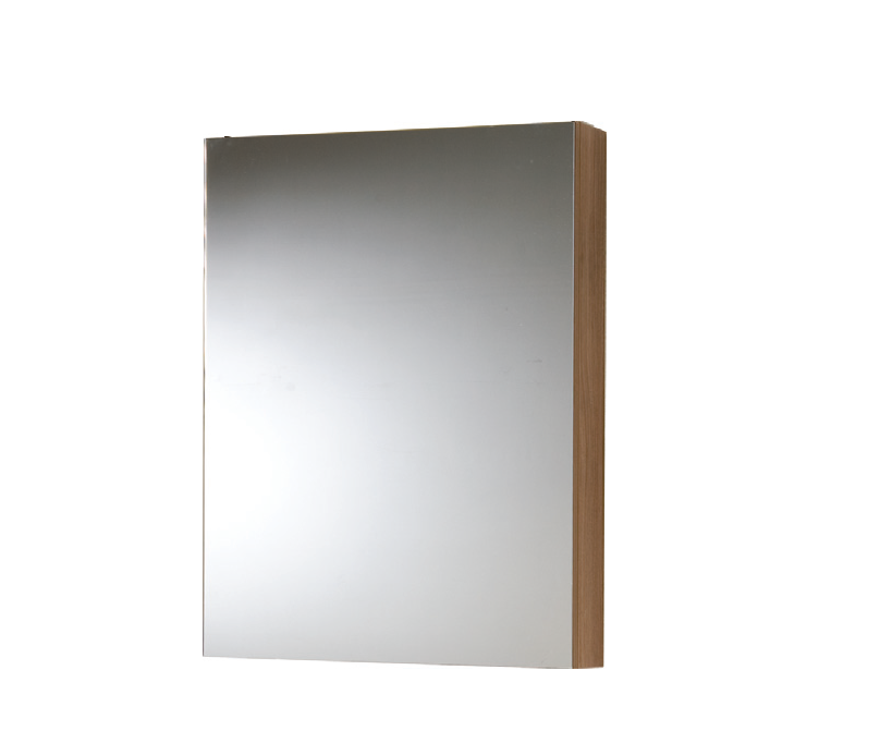 Farley Walnut Mirror Cabinet  - REDUCED TO CLEAR