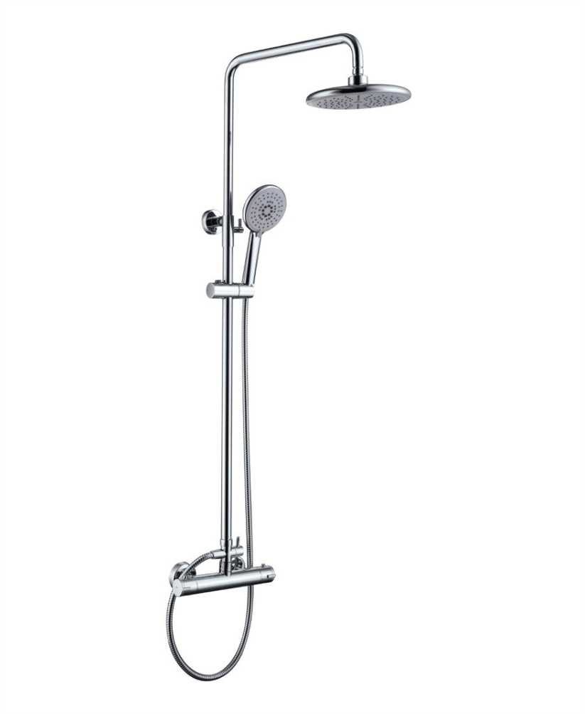 Odinian Exposed Thermostatic Shower Kit