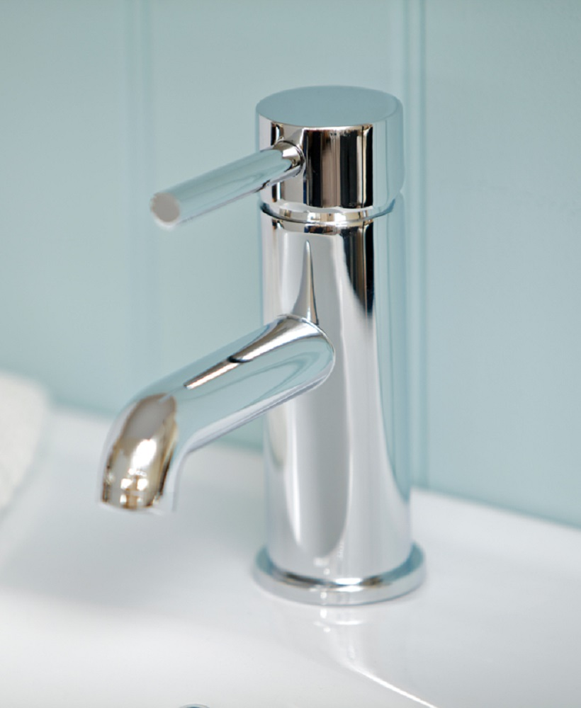Harper Cloakroom Basin Mixer with FREE Click Clack Basin Waste