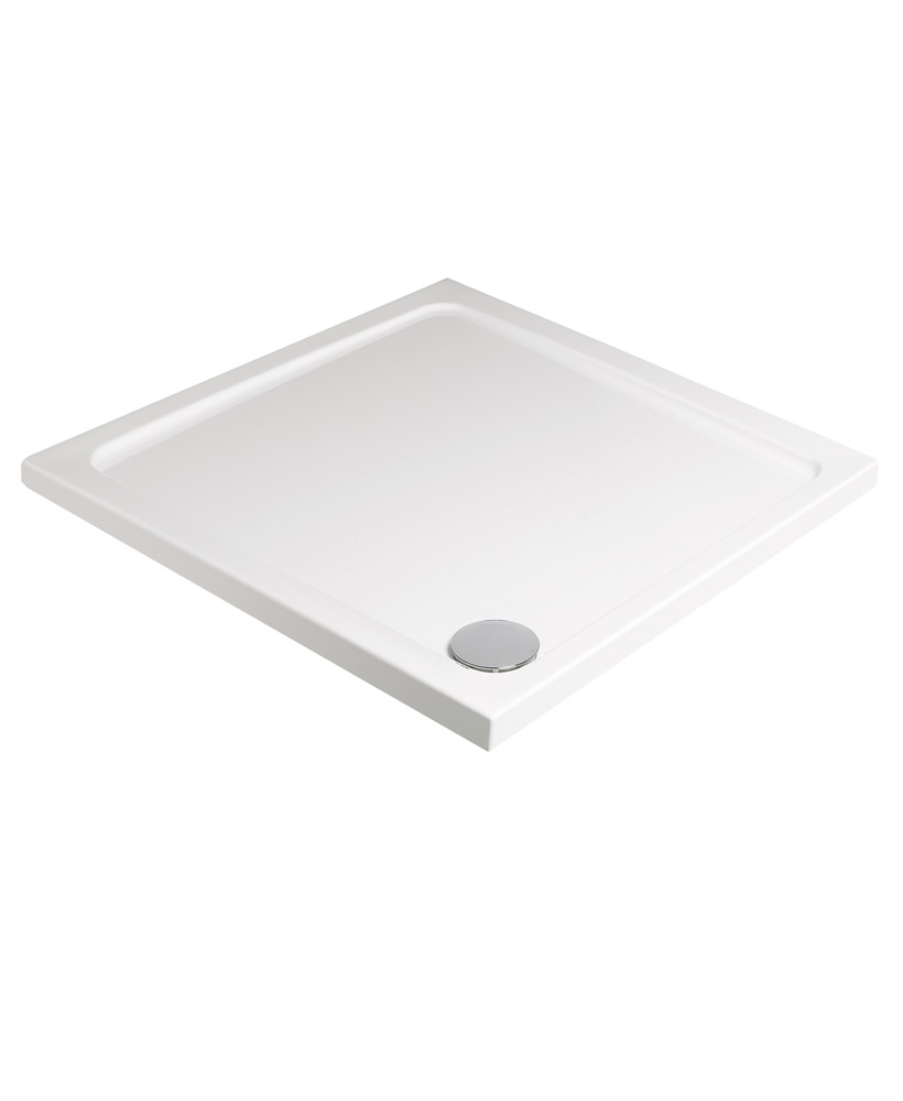Slimline 760 Square Shower Tray