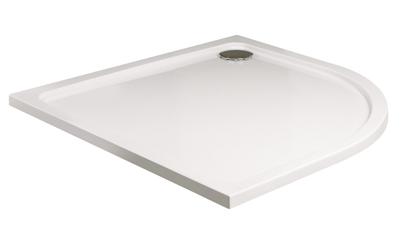 Slimline 900 Quadrant Shower Tray
