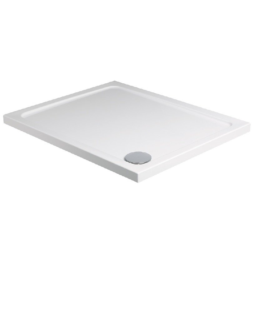 Slimline 1000 x 800 Rectangle Shower Tray