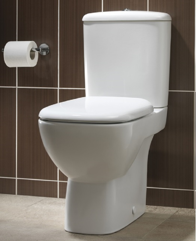 Twyford Flushwise® Moda Close Coupled Toilet & Soft Close Seat - 4/2.6L Flush **FURTHER REDUCTIONS
