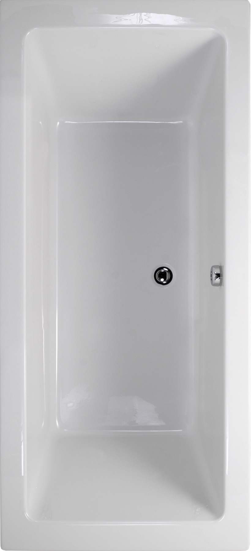 Duo 1700x700 Double Ended Bath - Extra Deep