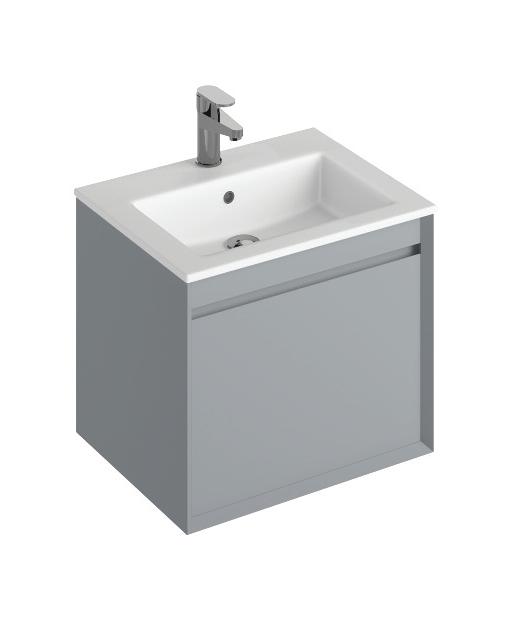 Regine Pearl Grey 55cm Vanity Unit ** Further Reductions**