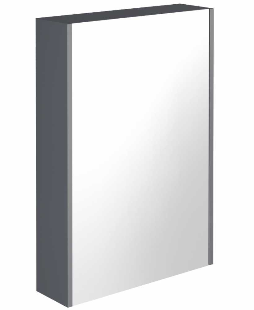 Regine Anthracite 55 Mirror Cabinet
