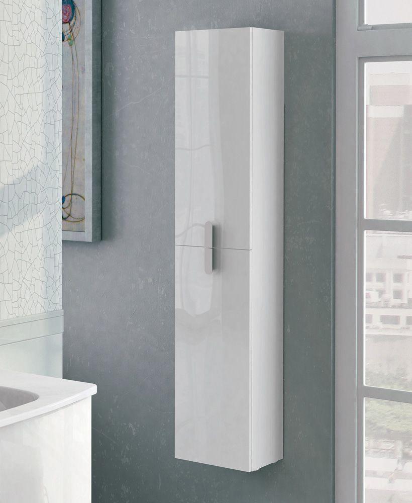 Contura White 30cm Wall Column