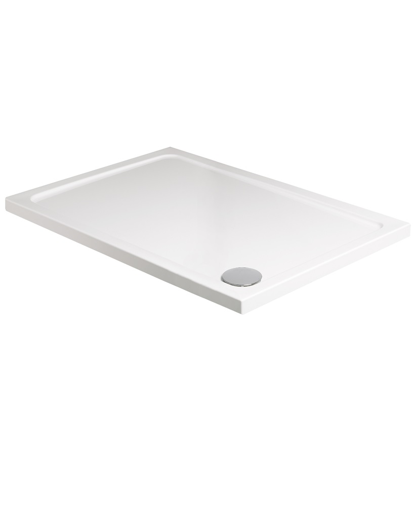 Slimline 1100 x 760 Rectangle Shower Tray