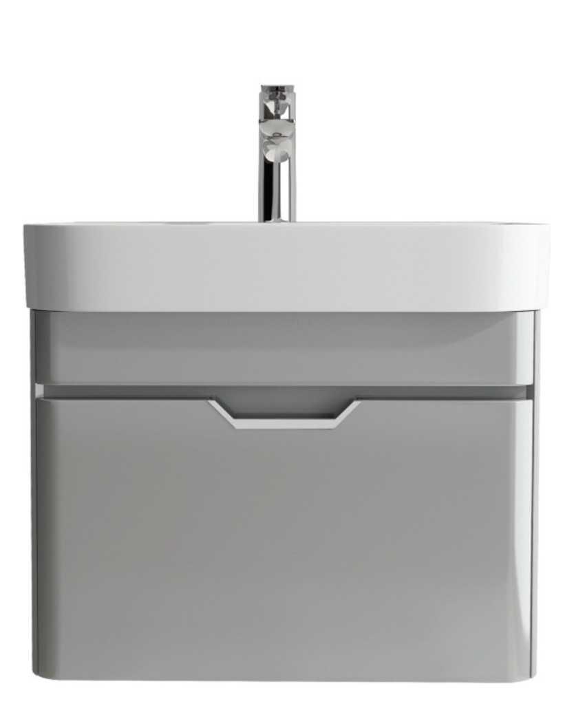 Aquiana Light Grey 57 Vanity Unit and Basin