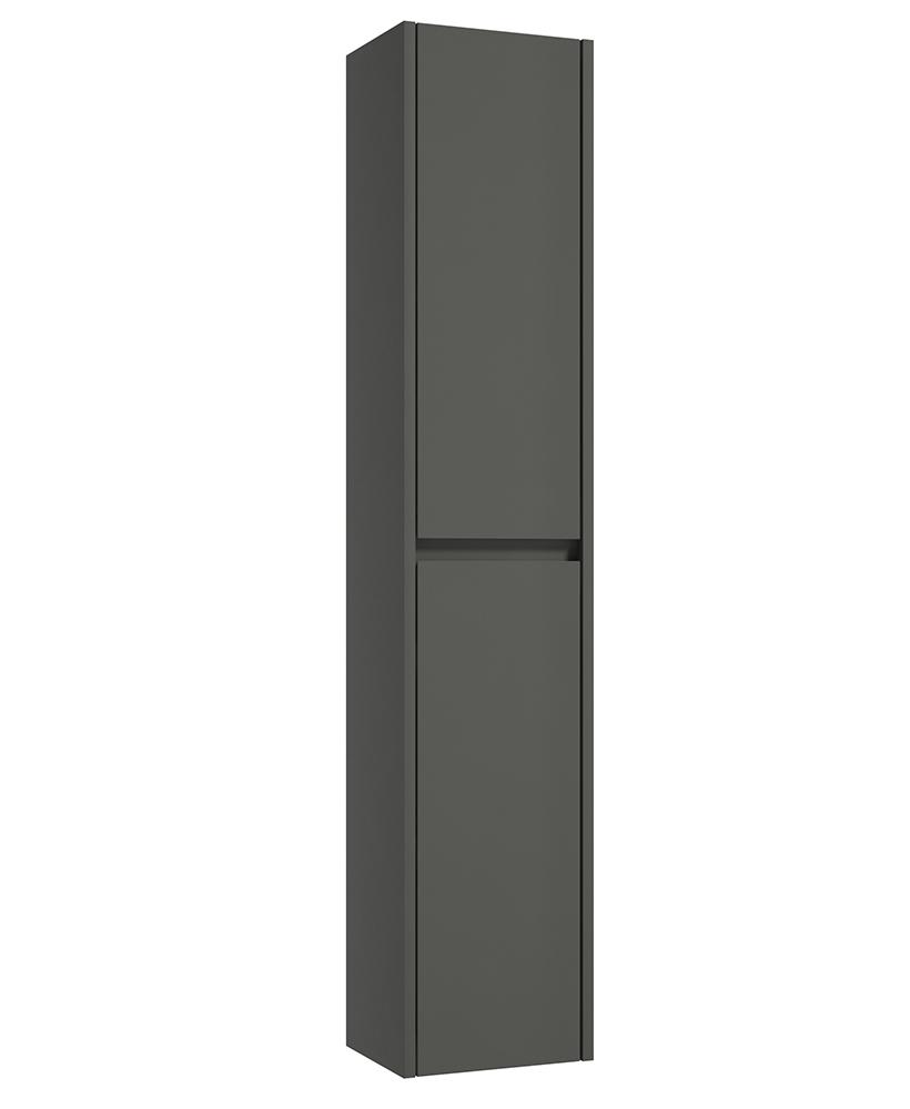 Dolphin Grey Matt 30cm Iceland Wall Column