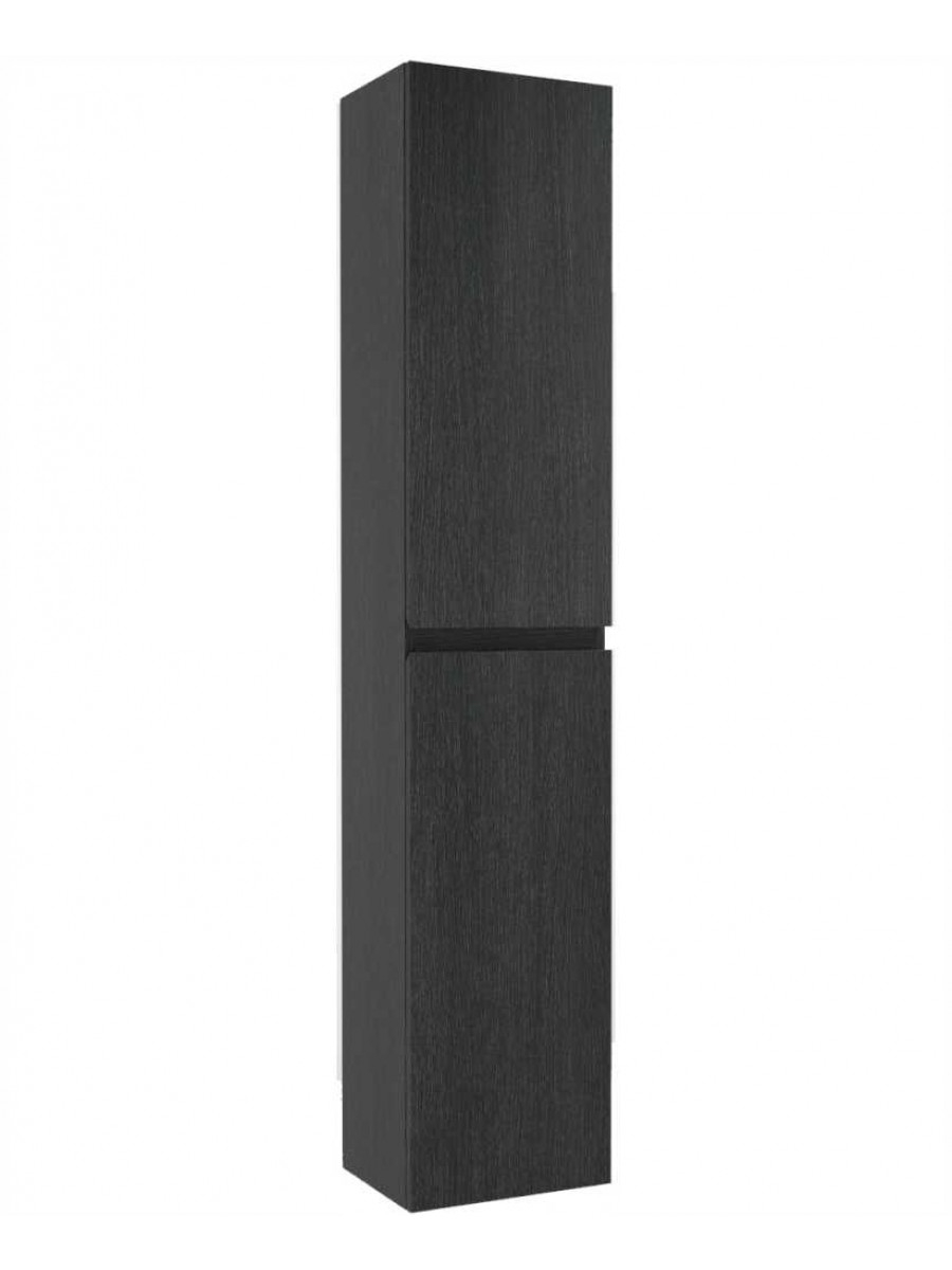 Dark Wood 30cm Wall Column